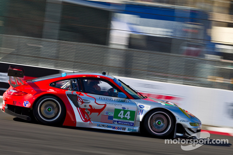 Flying Lizard announce driver line-up