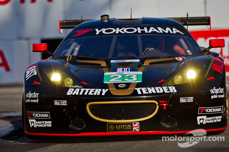 Alex Job Racing Laguna Seca GT qualifying report