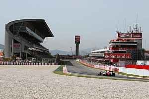 Formula 1 Toro Rosso Spanish GP - Catalunya qualifying report
