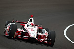 IndyCar Briscoe snags his maiden Indianapolis 500 pole at the Brickyard