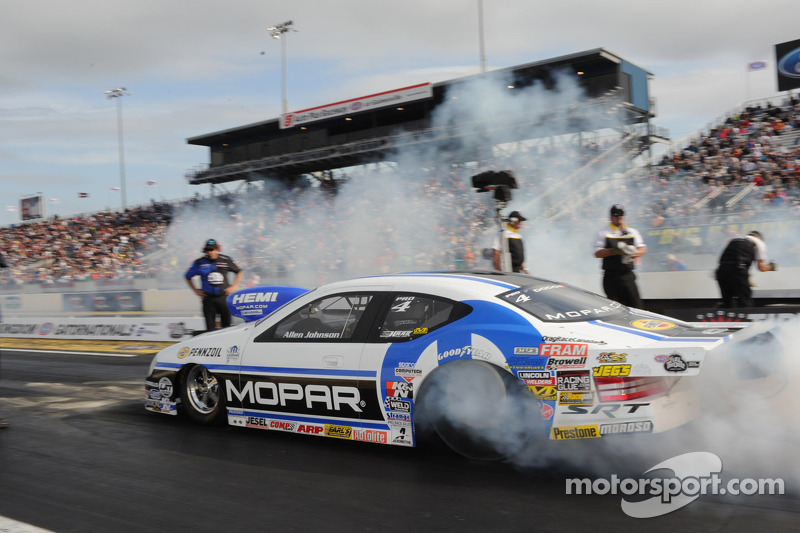 First-round pairings are set for Heartland Park Topeka