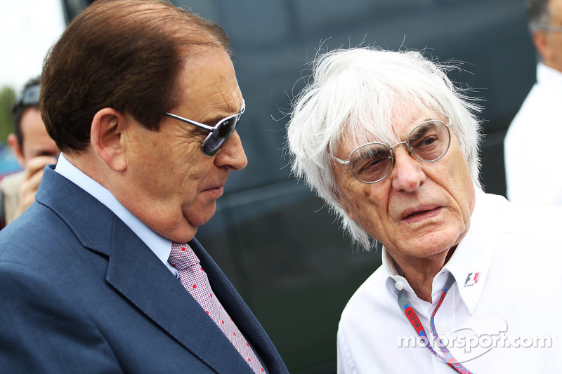 Ecclestone offered money to make Mosley MP