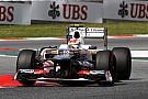 Sauber Spanish GP - Catalunya qualifying report