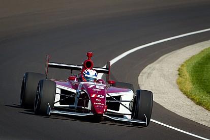 Jeffrey Mark Motorsport Indianapolis race report