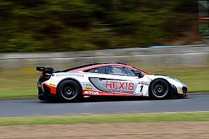 Blancpain Sprint Breakthrough double win for HEXIS McLaren at Navarra
