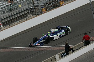 IndyCar Kanaan, Chevrolet drivers Indy 500 post-race comments