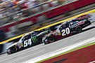 Kyle Busch claims a 3rd place finish at Charlotte 300