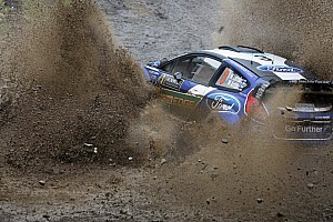 WRC Latvala and Solberg come to the fore as the going gets tough in Greece