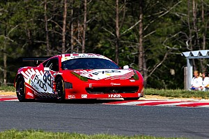 Grand-Am Jeff Segal brings GT points Lead and two-race win streak to Detroit