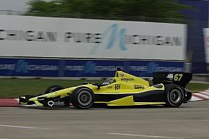 IndyCar SFHR, Newgarden looks for better race day, than qualifying at Detroit