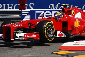 Formula 1 Massa to use Monaco setup in Canada