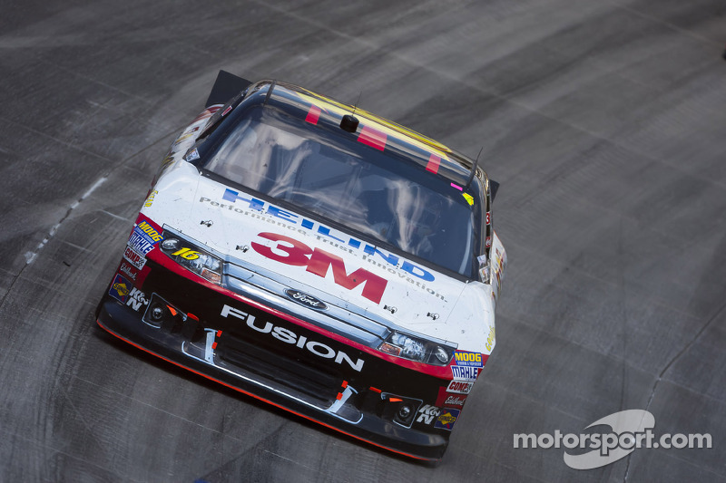 Roush Fenway looks to solve Tricky Triangle