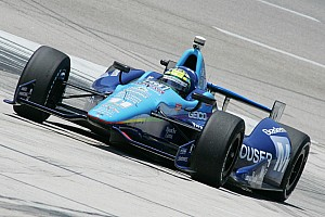 IndyCar Kanaan leads Texas qualifying for KV Racing