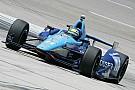 Kanaan leads Texas qualifying for KV Racing