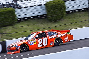 NASCAR Cup Joey Logano pilfers Pocono pole