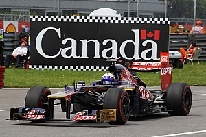 Formula 1 Toro Rosso drivers had mix results in Canadian GP qualifying