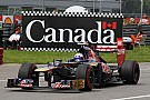 Toro Rosso drivers had mix results in Canadian GP qualifying