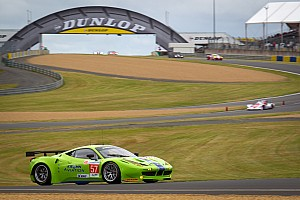 Le Mans Krohn Racing anticipates biggest race of 2012