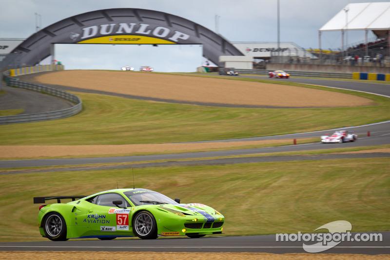 Krohn Racing anticipates biggest race of 2012