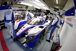 Le Mans ACO prepares for 2014 with LM P1 rules revealed