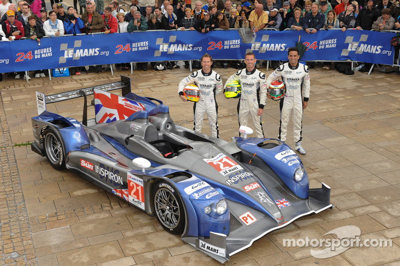 Strakka leads private teams in Le Mans qualifying