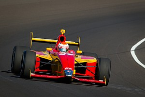 Indy Lights Saavedra on Milwaukee podium for Andretti Autosport