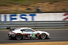 Aston Martin climbing up the order at Le Mans after twelve hours
