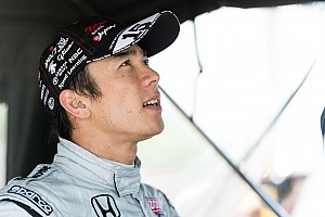 IndyCar Sato returns to Iowa, the site of his first pole
