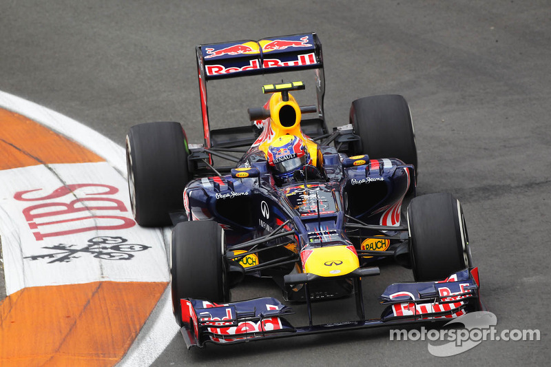 FIA inspected Red Bull suspension after Valencia