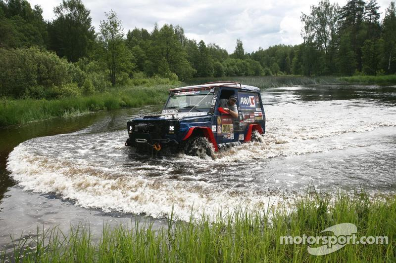 Nothing easy in Russia's Pro-X Trophy hunt