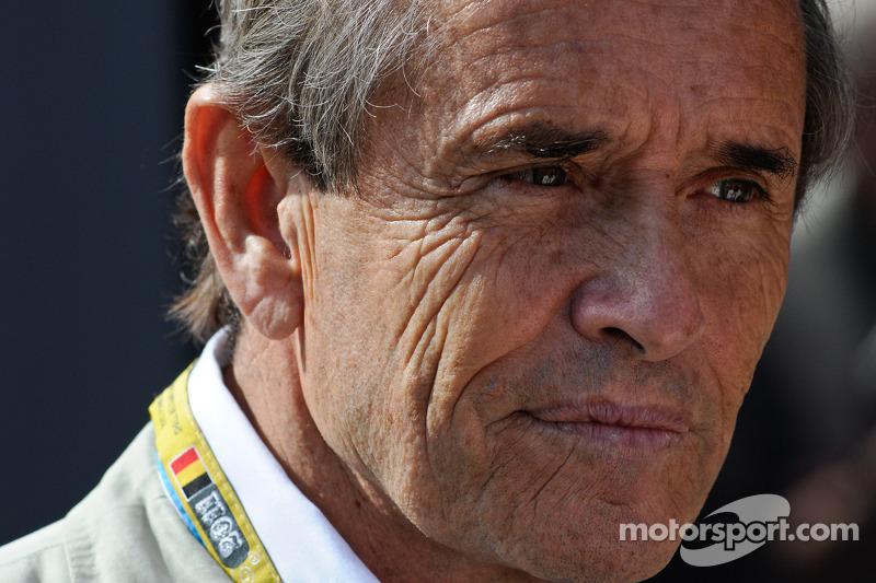 F1 winner Ickx tips Schumacher to stay in 2013