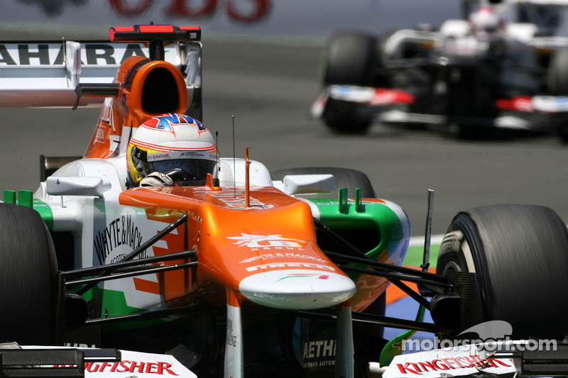 The British Grand Prix from a tyre point of view