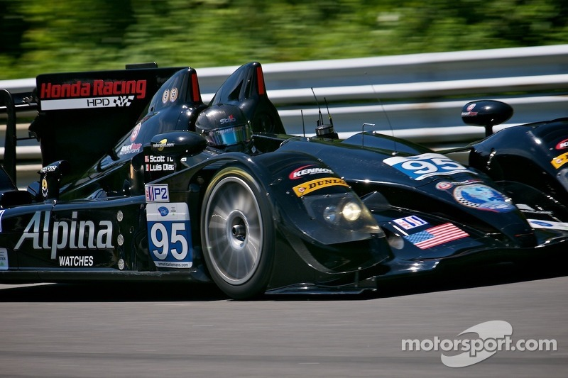 Level 5 claims Lime Rock P2 pole