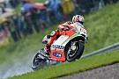 Third row for Ducati Team in German GP qualifying