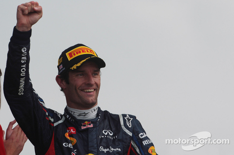 Webber bites chunk out of Alonso's title lead