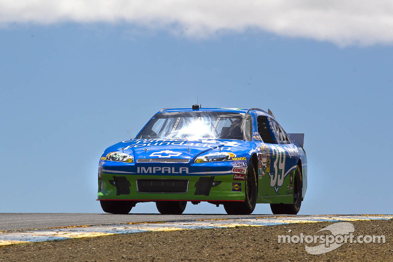 Ryan Newman : Accomplishing the Mission at New Hampshire – Again