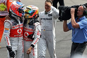 Formula 1 Breaking news Prost says the time is now if McLaren is to recover in 2012