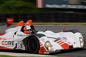 ALMS Preview CORE autosport heads for success north of the border