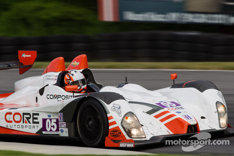 CORE autosport heads for success north of the border