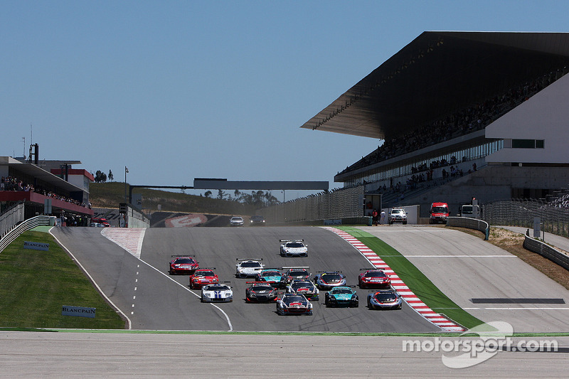 Harsh times for the GT1 World teams and drivers