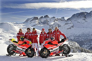 MotoGP Breaking news Acquisition of Ducati Motor Holding by Audi AG has been fully completed