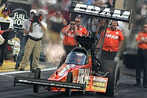 NHRA Qualifying report Massey, Beckman, Allen Johnson and Arana Jr. pace Friday Denver quals
