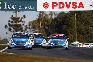 WTCC Race report Triple and double wins for the Cruzes in Brazil