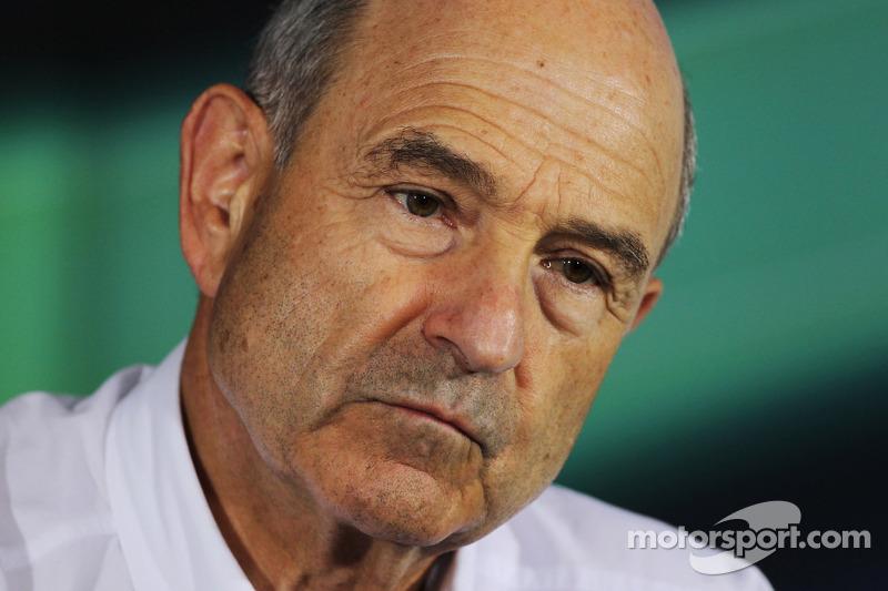 'Realistic' Sauber targets F1 giant Mercedes