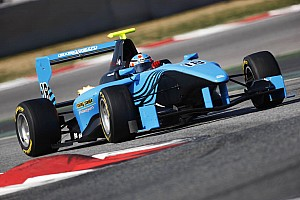 GP3 Breaking news Slow tire penalty deprives Ocean Racing Technology of a GP3 podium