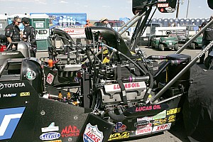 NHRA Breaking news Conceptual approval granted for Top Fuel cockpit canopy