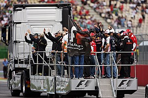 Formula 1 Analysis F1's tired circus looks ahead to long break