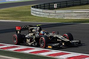 FIA F2 Race report Gutiérrez rockets to Sprint Race victory at Hungaroring