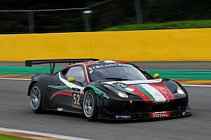 Endurance Race report AF Corse clinches the Pro-Am win in Spa 24 Hours