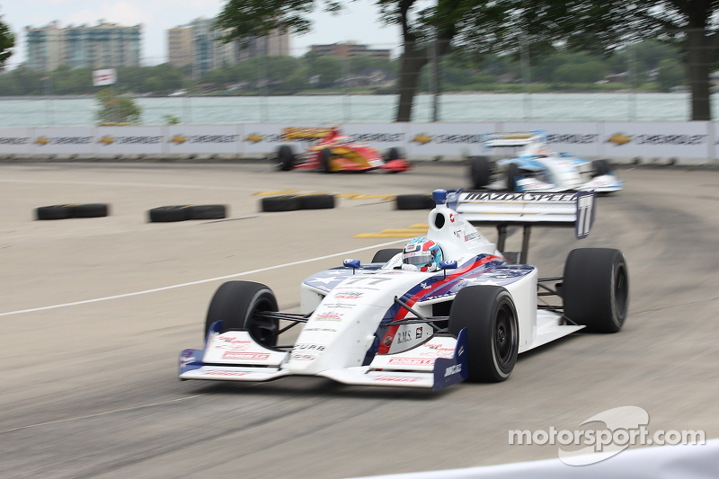 Tristan Vautier rolls from pole to win at Trois-Rivieres